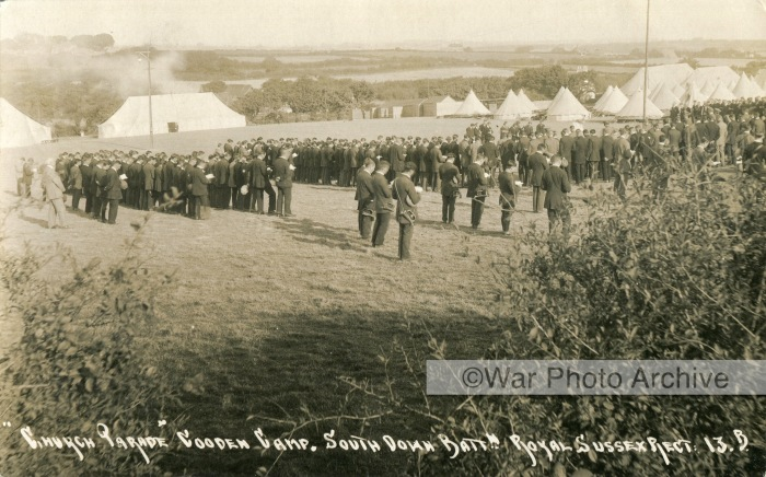 Cooden Camp 1914